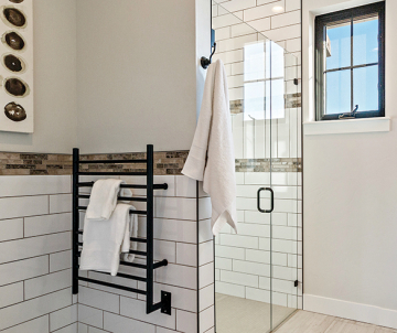 Improve Wellness with Affordable Bathroom Upgrades
