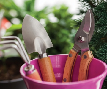 Simple Storage Solutions to Keep Home and Garden Tools Organized