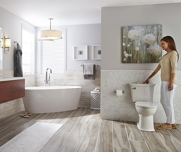 5 Bathroom Upgrades for Style, Function - 13414